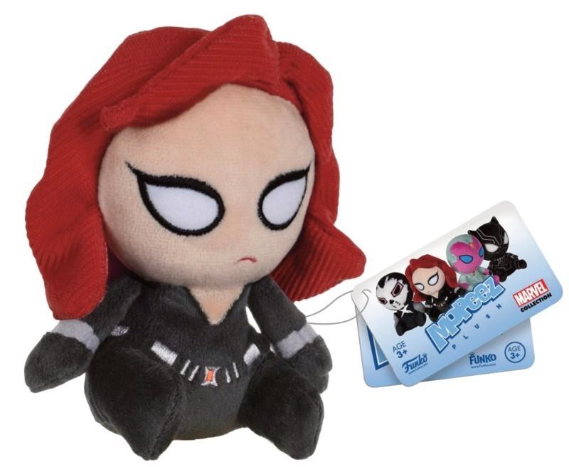 Black Widow - Marvel - Mopeez Plüschfigur