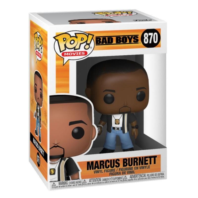 Marcus Burnett - Bad Boys - Movies POP! Vinyl Figur