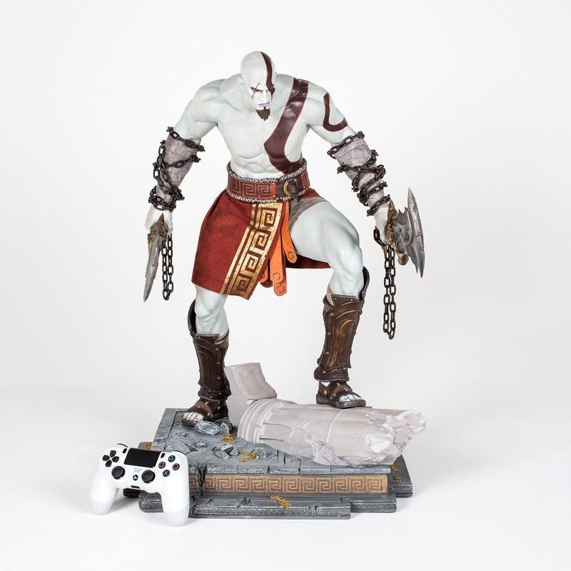 Kratos - God of War - Premium Scale Statue
