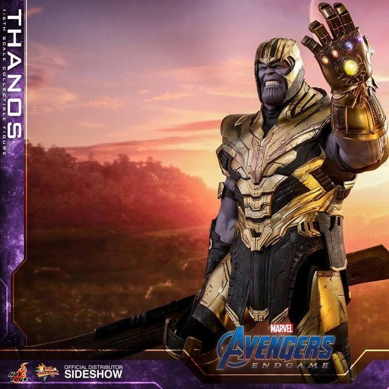 Thanos - Avengers: Endgame - 1/6 Scale Figur