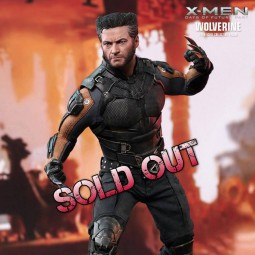 Wolverine - X-Men - 1/6 Scale Action Figur