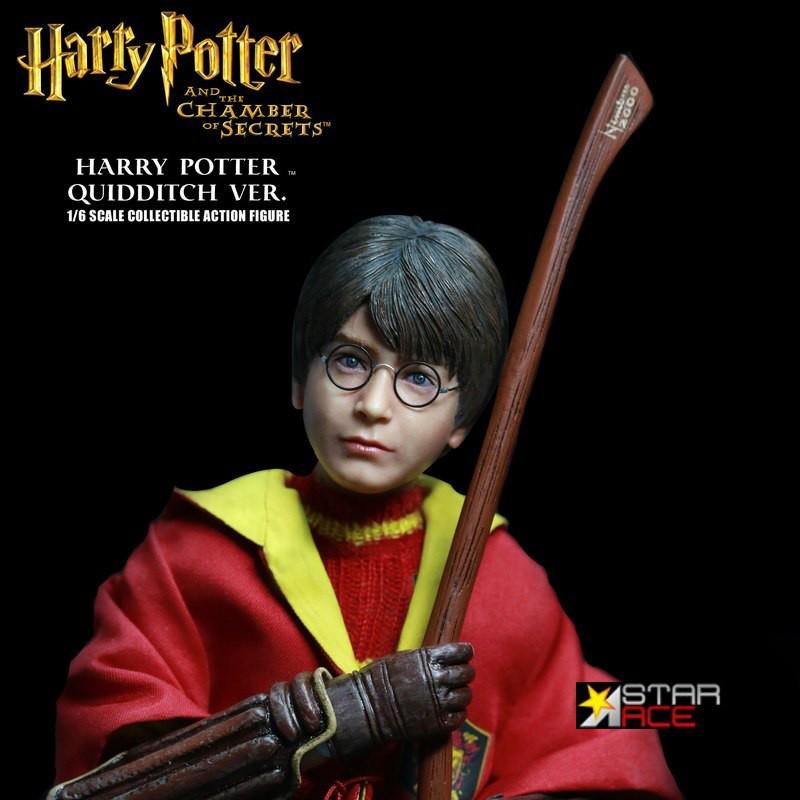 Harry Potter Quidditch Ver. - Harry Potter - 1/6 Scale Figur