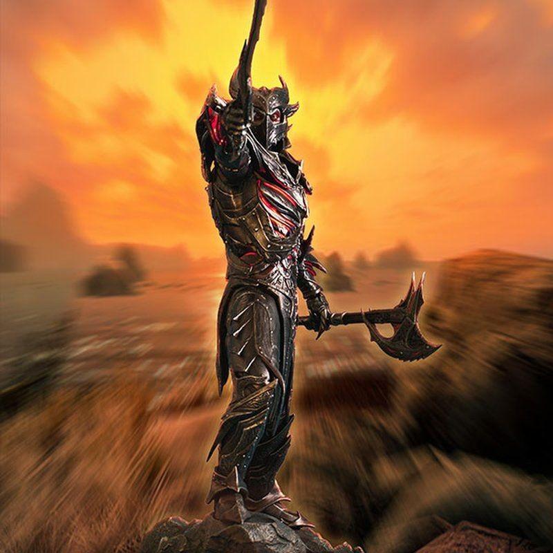 Daedric Armor - The Elder Scrolls - 1/6 Scale Statue