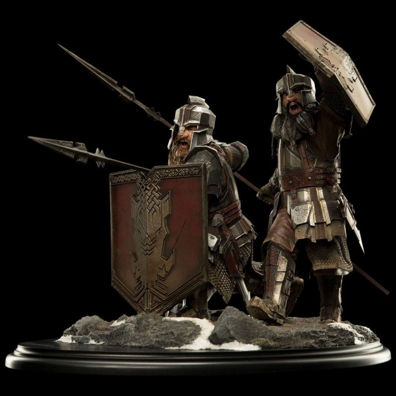 Dwarves of the Iron Hills - Der Hobbit - 1/6 Scale Statue