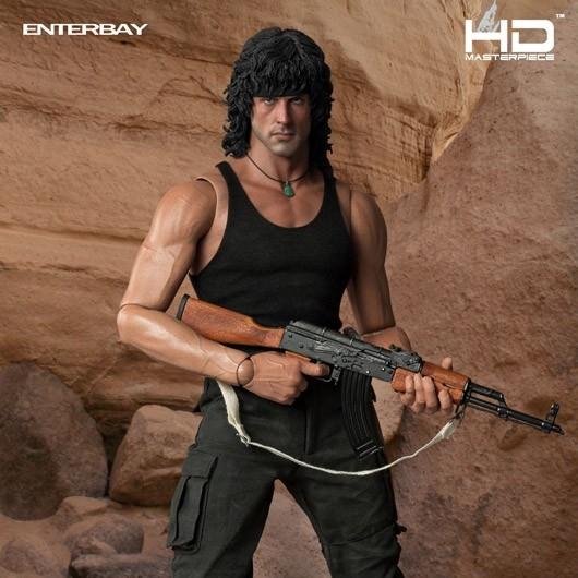 John Rambo - HD Masterpiece - 1/4 Scale Figur
