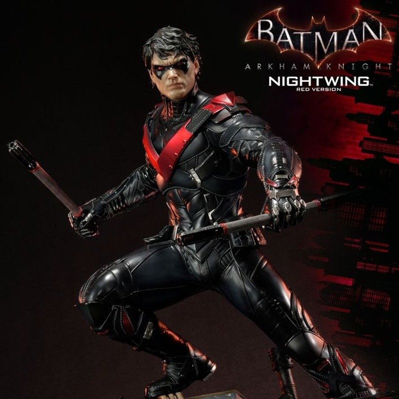 Nightwing Red Version - Arkham Knight - 1/3 Scale Statue