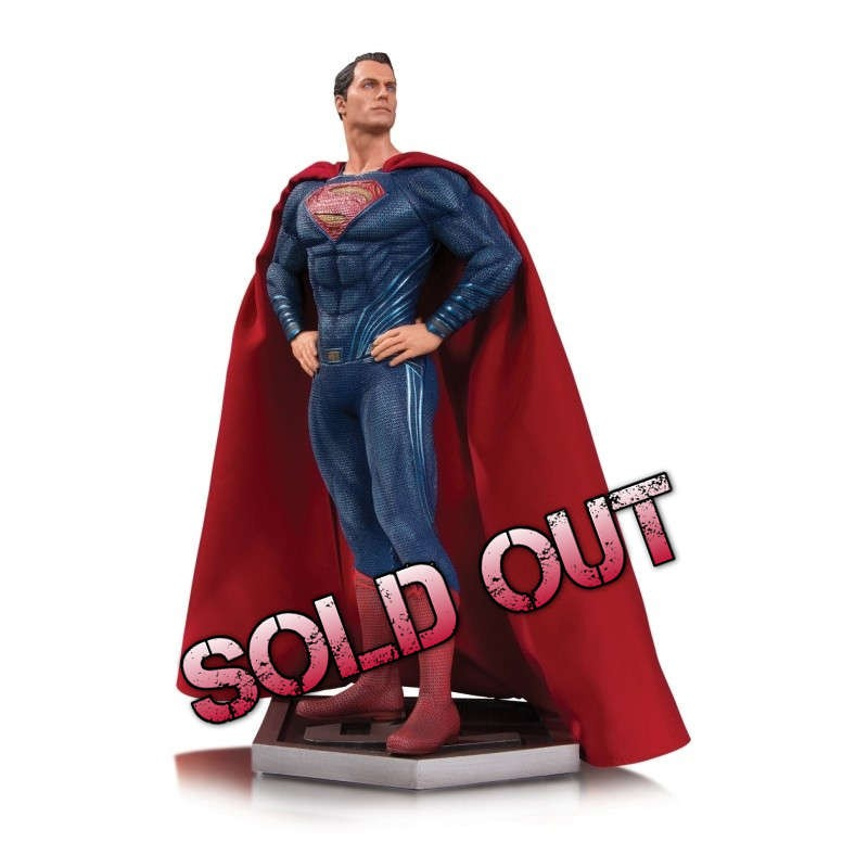 Superman - Justice League - Resin Statue
