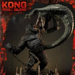Kong vs Skull Crawler - Kong Skull Island - Polystone Statue