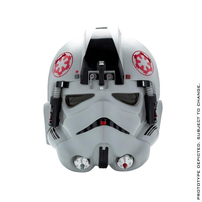 AT-AT Driver ESB Helm Standard Version - Star Wars - 1/1 Replik