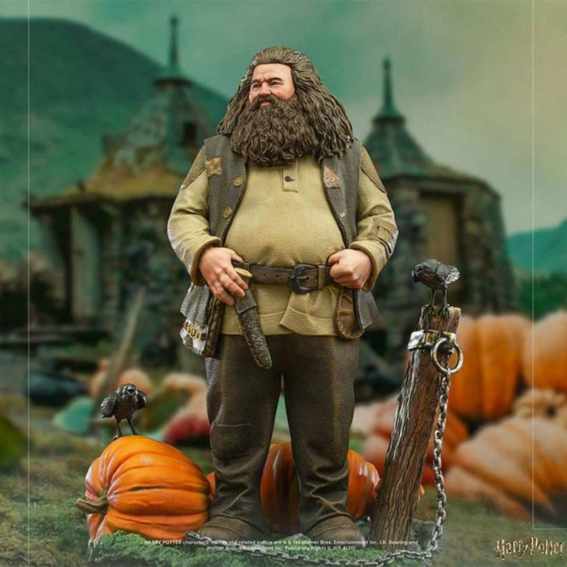 Hagrid - Harry Potter - 1/10 Deluxe Art Scale Statue