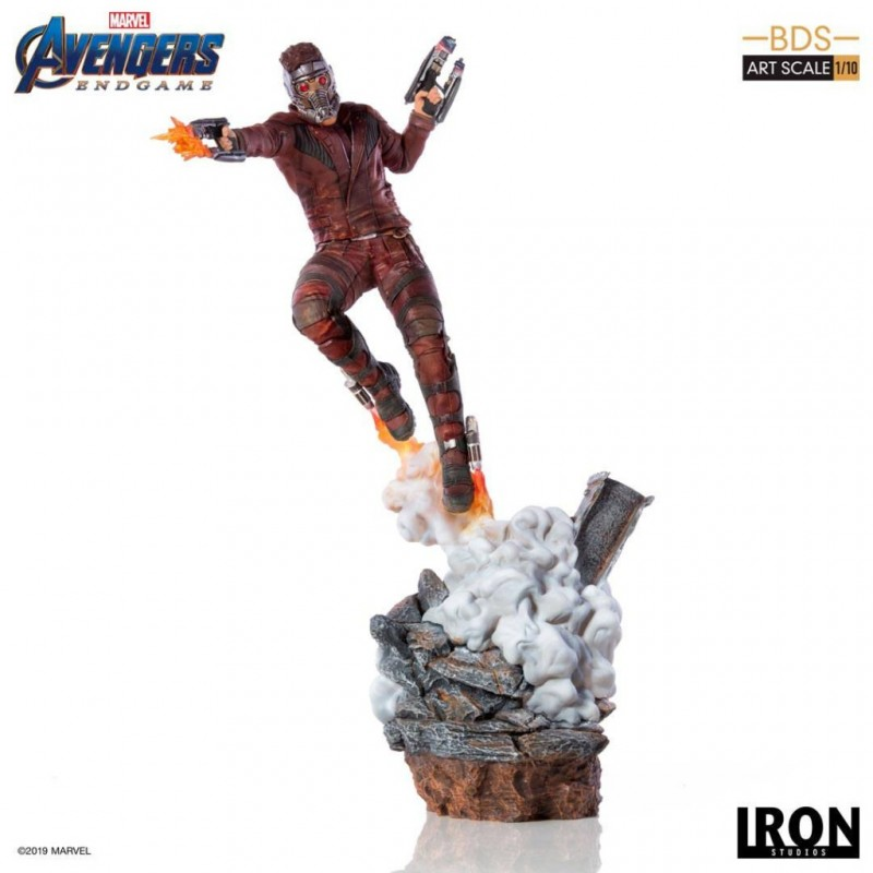 Star-Lord - Avengers: Endgame - BDS Art 1/10 Scale Statue