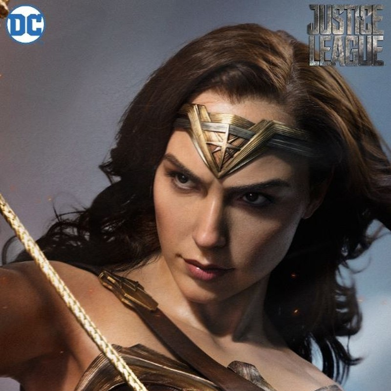 Wonder Woman - DC Comics - Life-Size Büste