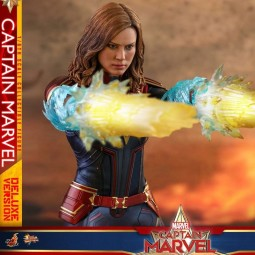 Captain Marvel Deluxe Version - Captain Marvel - 1/6 Scale Figur