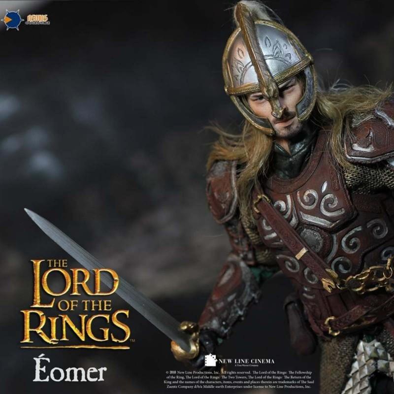 Éomer - Herr der Ringe - 1/6 Scale Actionfigur
