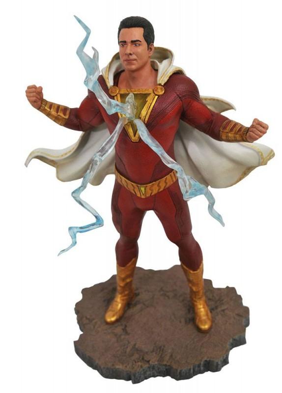 Shazam - Shazam! - DC Movie Gallery PVC Statue