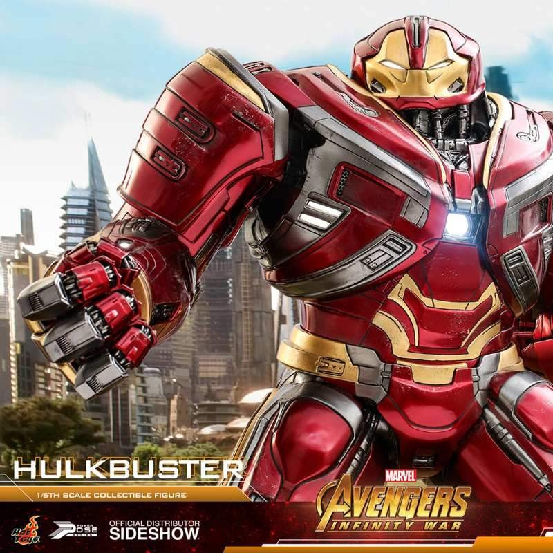 Hulkbuster - Avengers Infinity War - 1/6 Scale Power Pose