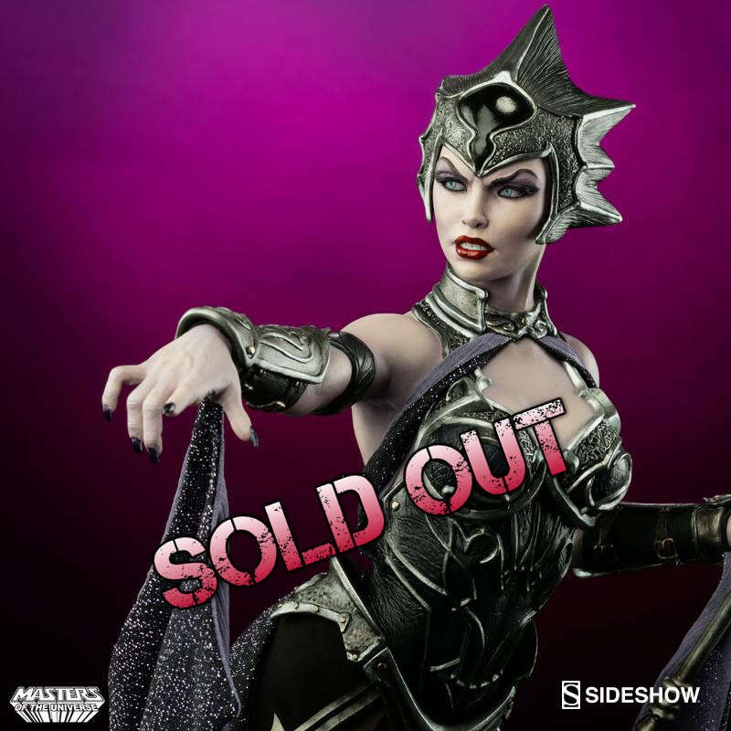 Evil Lyn - Masters of the Universe - 1/5 Scale Statue
