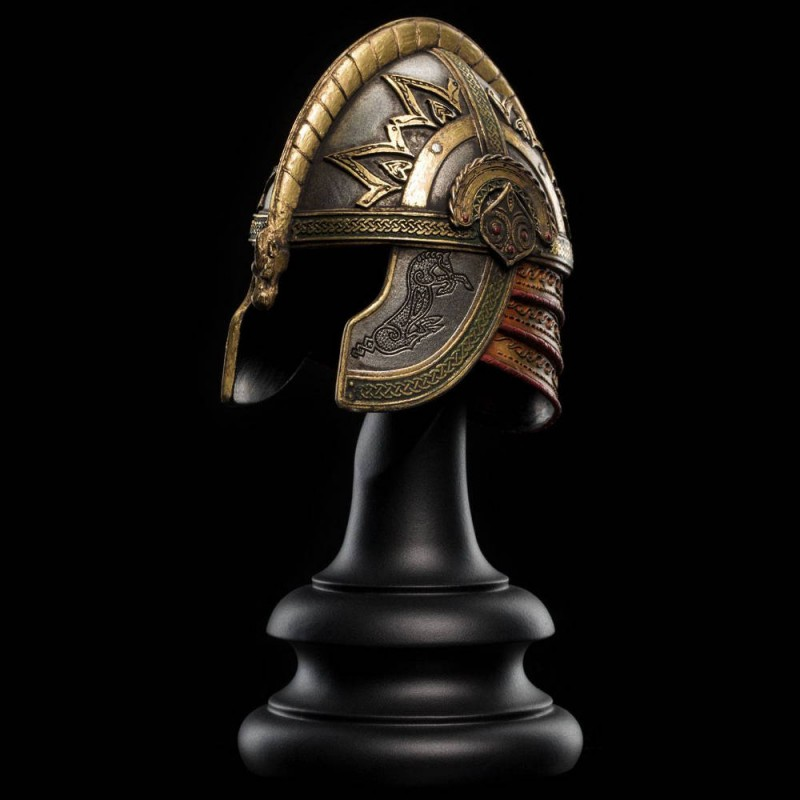 Helm von Prince Théodred - Herr der Ringe - Replika 14 cm