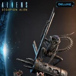 Scorpion Alien Deluxe Version - Aliens #101 - 1/4 Scale Polystone Statue