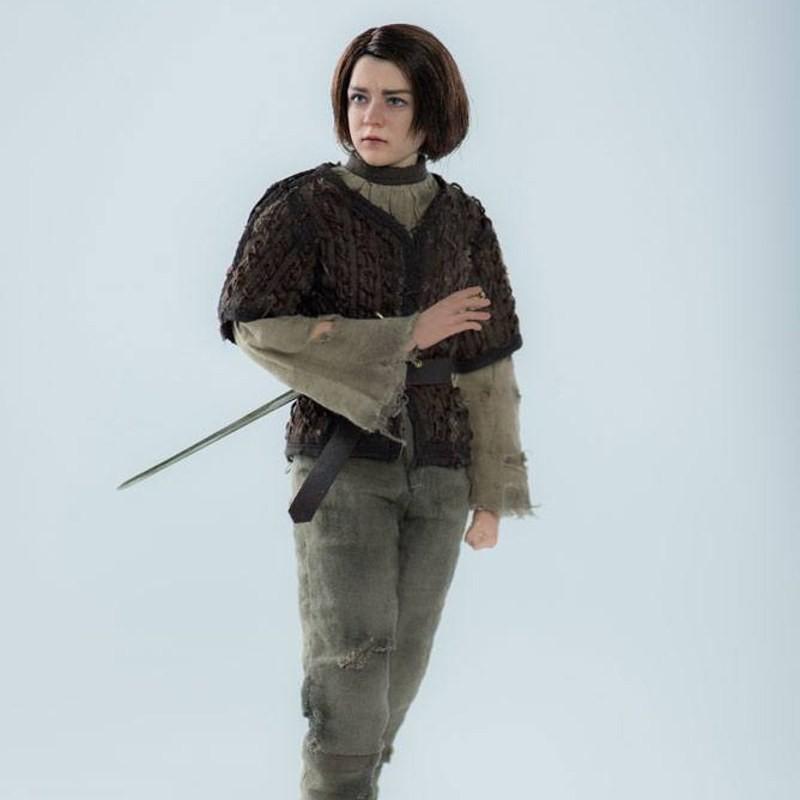 Arya Stark - Game of Thrones - 1/6 Scale Figur