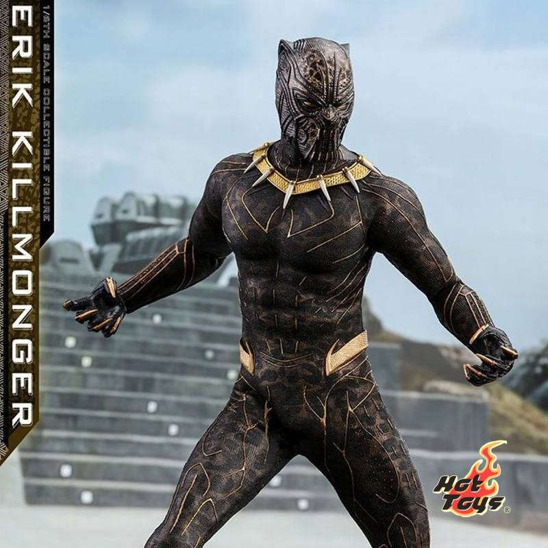 Erik Killmonger - Black Panther - 1/6 Scale Figur