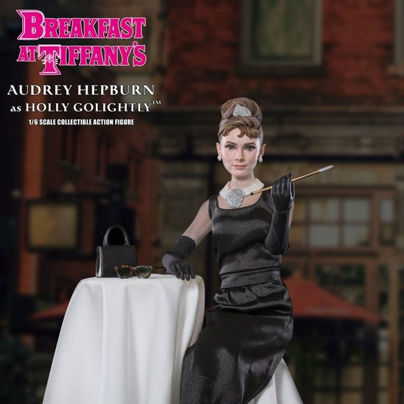 Holly Golightly Deluxe Version - Frühstück bei Tiffany - 1/6 Scale Actionfigur
