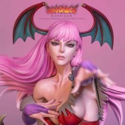 Morrigan Player 02 Edition - Darkstalkers - 1/4 Scale Statue