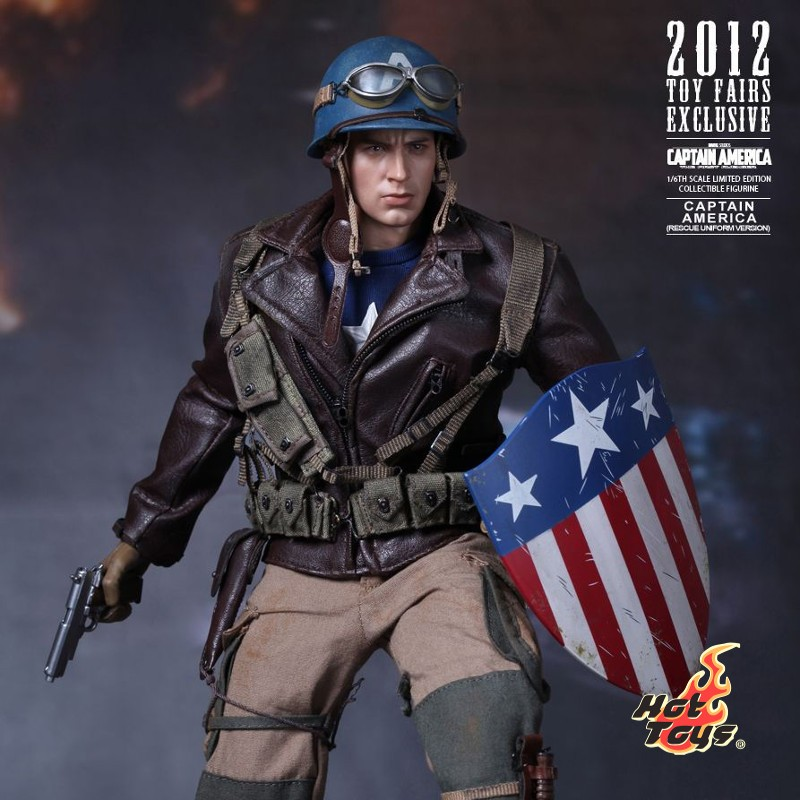 Captain America - The First Avenger - Rescue Uniform Version