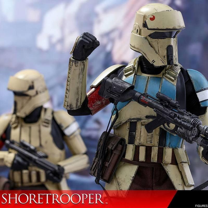 Shoretrooper - Star Wars - 1/6 Scale Figur