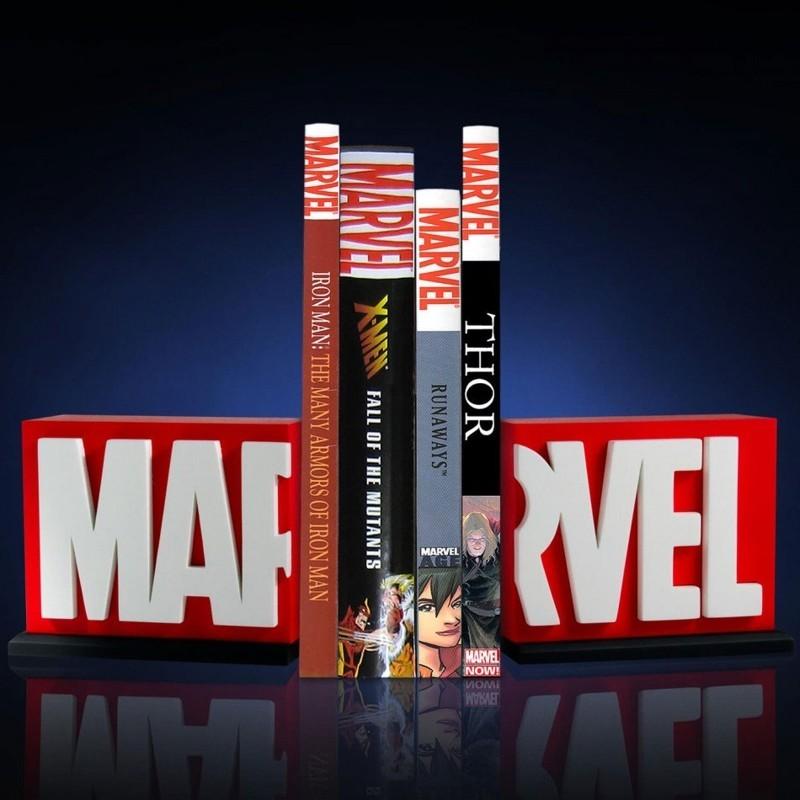 Marvel Logo - Marvel Comics - Buchstütze