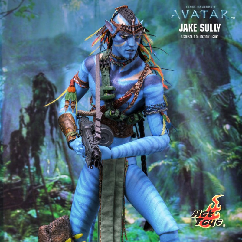 Jake Sully - Avatar - 1/6 Scale Action Figur