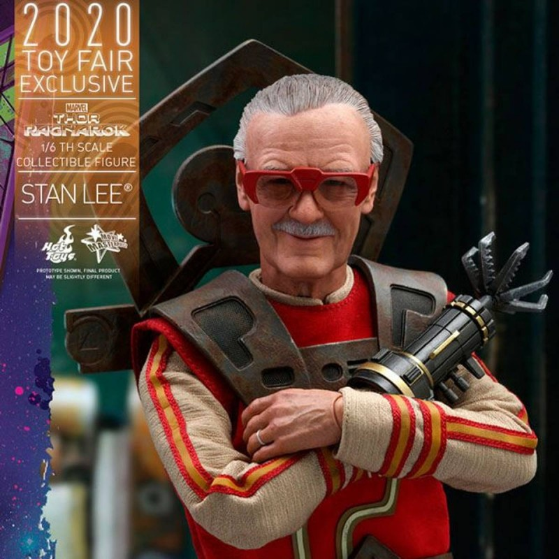 Stan Lee - Thor Ragnarok - 1/6 Scale Figur