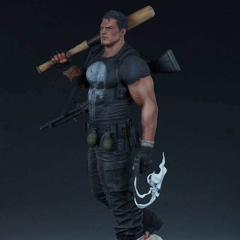 The Punisher - Marvel Comics - Premium Format Statue