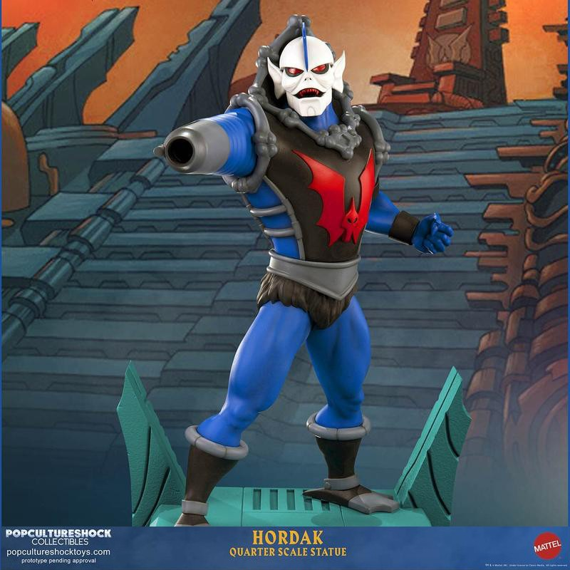 Hordak - Master of the Universe - 1/4 Scale Statue