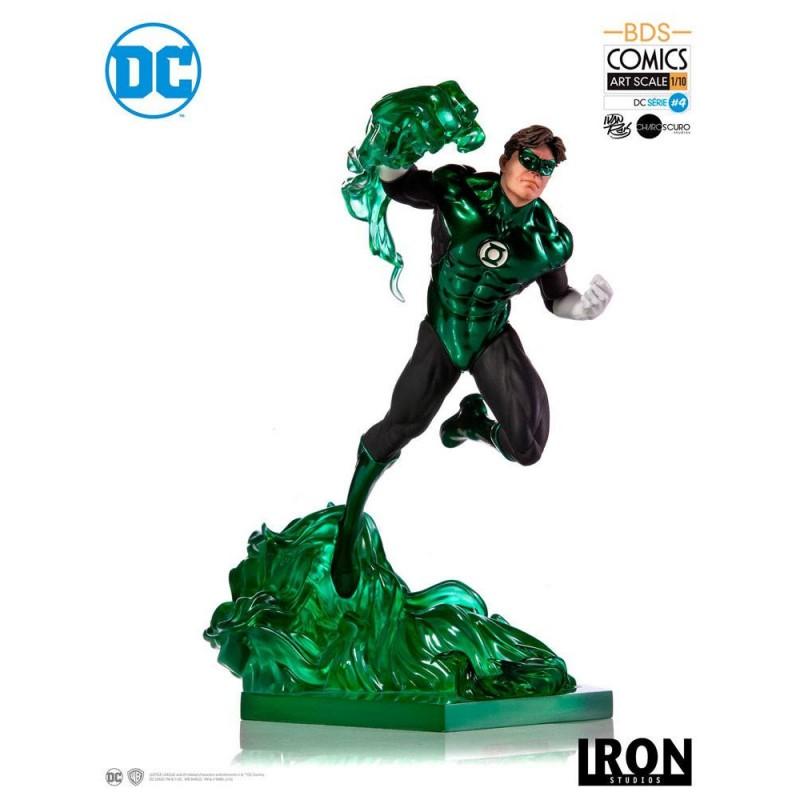 Green Lantern by Ivan Reis - DC Comics - BDS Art Scale 1/10 Statue