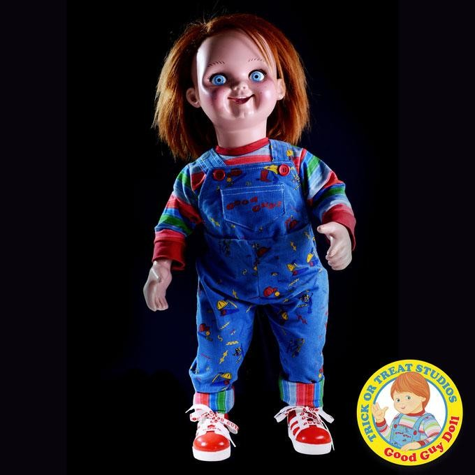 Good Guys Chucky - Chucky 2 - 1/1 Replik Puppe