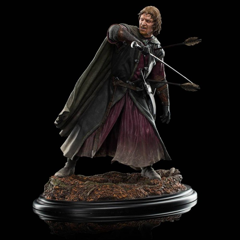 Boromir at Amon Hen - Herr der Ringe - 1/6 Scale Statue