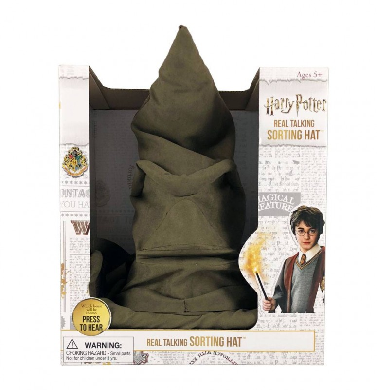 Interaktiver Sprechender Hut - Harry Potter