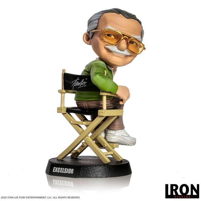 Stan Lee - Marvel - Mini Co. PVC Figur