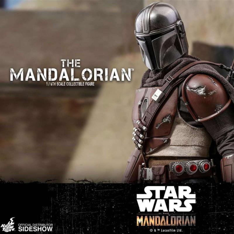 The Mandalorian - Star Wars The Mandalorian - 1/6 Scale Figur