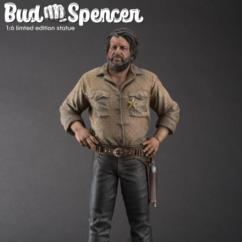 Bud Spencer - Old&Rare - Resin Statue 37cm