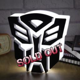 Transformers - Autobot USB Leuchte