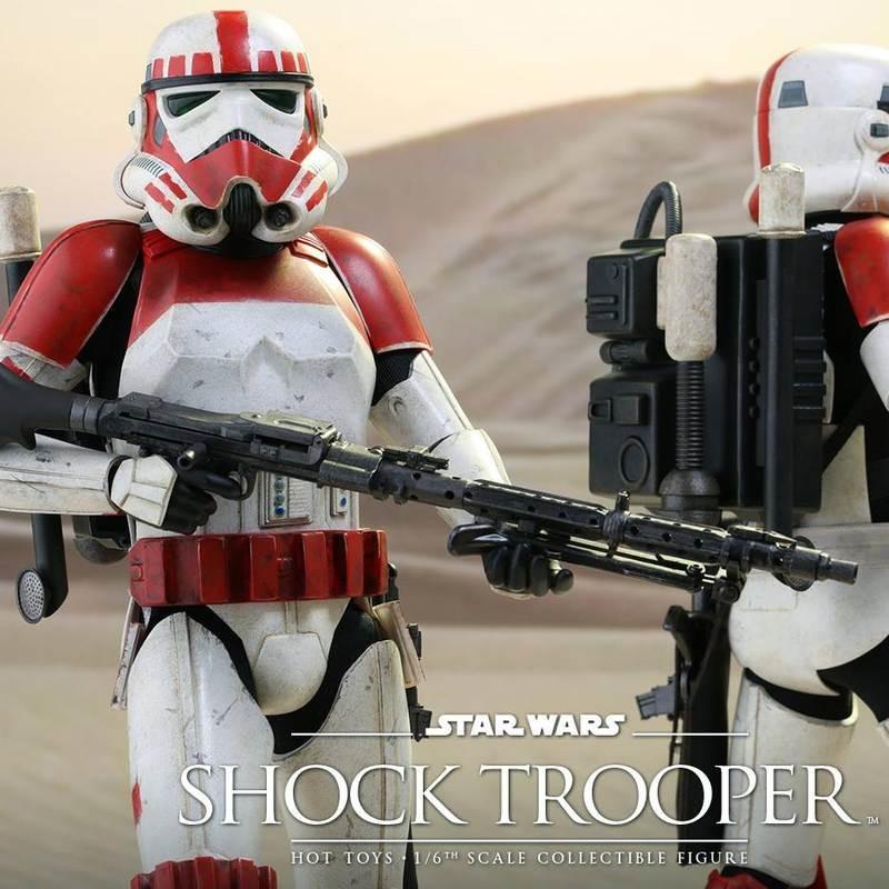 Shock Trooper - Star Wars Battlefront - 1/6 Scale Figur