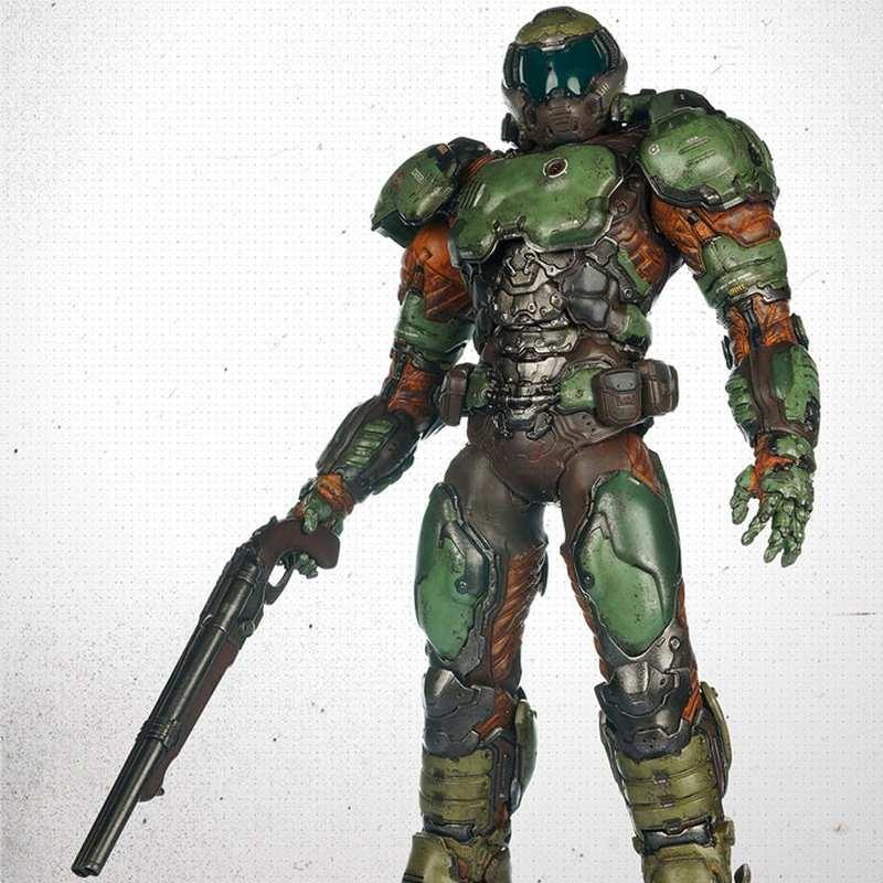 Marine - Doom - 1/6 Scale Action Figur