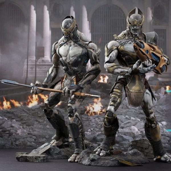 Chitauri - Avengers - 1/6 Scale Figuren Set