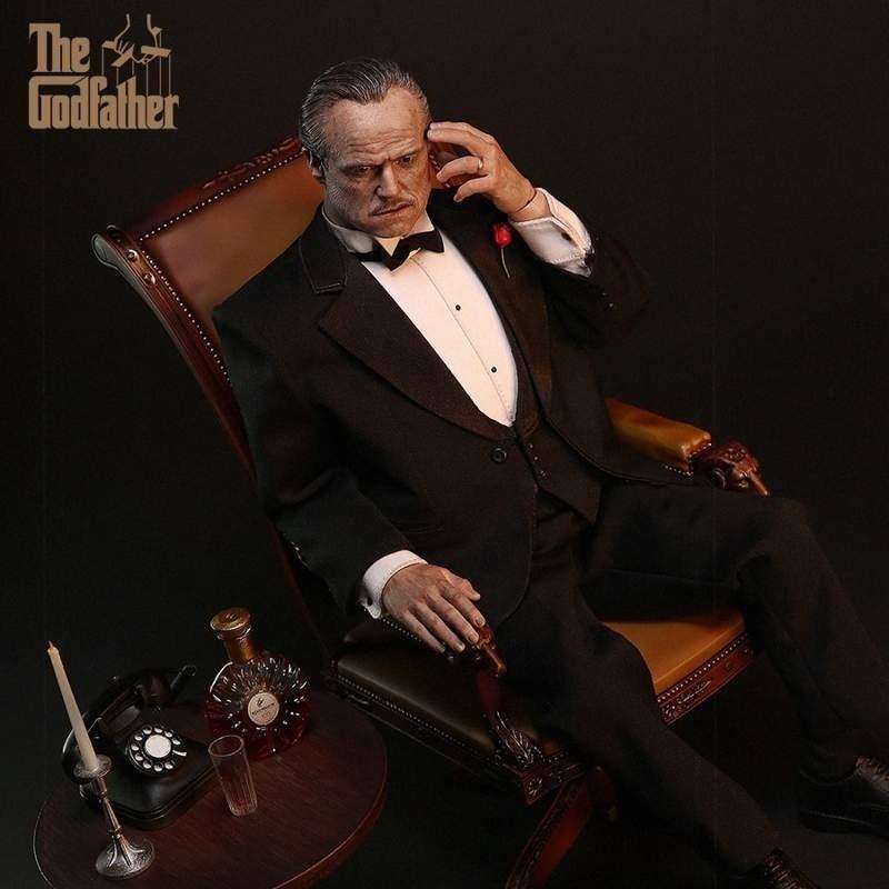Vito Corleone (Formal Version) - The Godfather 1972 - 1/6 Scale Figur