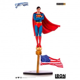 Superman - Superman: The Movie 1978 - 1/10 Deluxe Art Scale Statue