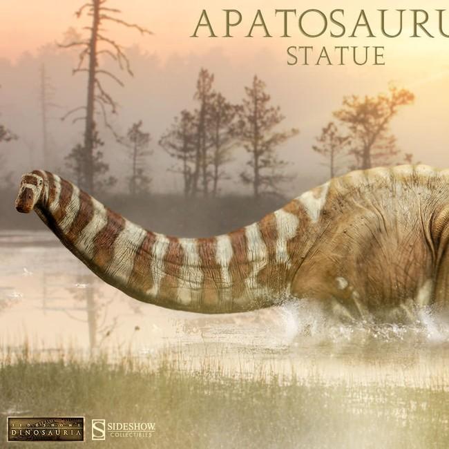 Apatosaurus - Dinosaurier - Polystone Statue