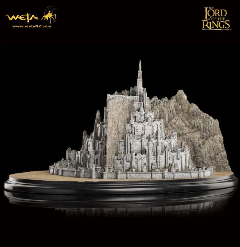 Minas Tirith - Herr der Ringe - Diorama