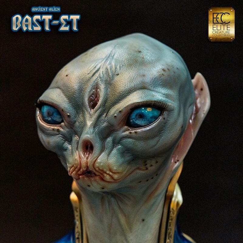 Bast'et - Ancient Alien - Life Size Büste